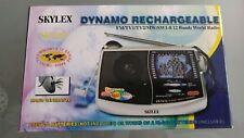 AM/FM/SW 12 WORLD BAND Emergency - Crank - Dynamo Radio