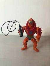MOTU He-Man I BEAST MAN I RARE I komplett + voll funktionsfähig