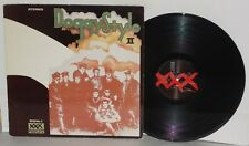 DOGGY STYLE II LP 1988 Triple X Records Punk Rock Hardcore Vinyl 5104-1 VG Plus