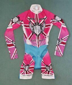 Ladies long-sleeved Cult Racing Skinsuit. Size 3 (Medium)