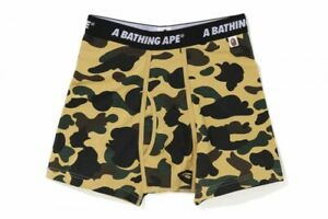 A BATHING APE Men's Boxers 1ST CAMO TRUNKS 2 Colors Fast Shipping From Japan EMS