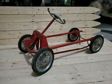 Radio Pedal car Made Italy Vintage 1960s