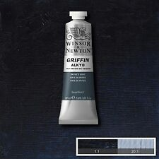 Winsor Newton Griffin Alkyd Oil Color 37ml Tube Payne's Gray 1916-465