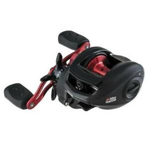 Abu Garcia BLACKMAX 3 Right Handed Baitcaster Fishing Reel Black Max +Free Braid