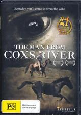 THE MAN FROM COXS RIVER - NEW & SEALED DVD - FREE LOCAL POST