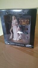 "GAME OF THRONES DAENERYS TARGARYEN 7.5"" inch STATUE FIGURE DARK HORSE 18cm"