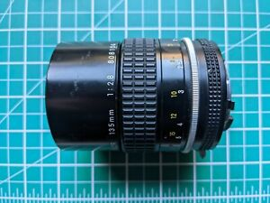 Nikkor 135mm f/2.8 AI-s Lens