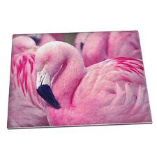 Flamingo Animal Glass Chopping Board 121