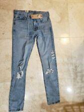 Jeans bleus Levi's 512 pour homme