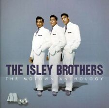 THE ISLEY BROTHERS / THE MOTOWN ANTHOLOGY * NEW 2CD'S * NEU *