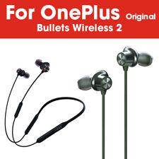 Original Oneplus Bullets Wireless 2 Earphones aptX Neckband For Oneplus 7 Pro 7T