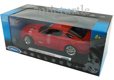 Welly 2007 Saleen S281E Ford Mustang 1:18 Red 12569W