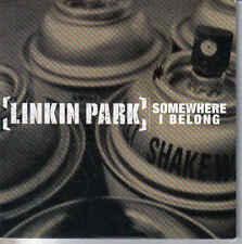 Linkin Park-Somewhere i Belong cd single