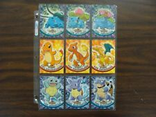 Pokemon Topps Official Trading Cards Series 1 * 90 Cards * Complete Non-foil Set