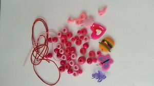 neckless and bracelet sets for young childen to have fun makeing the own