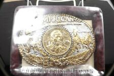 AN AMERICAN JOHN WAYNE 24K GOLD SILVER PLATED WITH BOX AND COA IN SHRINK [471]