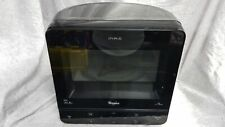 Whirlpool Max35/BL Black Compact Microwave Oven Input 1100W Max Fitness Grade B