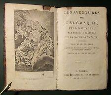 Les Aventures de Télémaque fils d'Ulysse (1804)