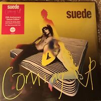 Suede – Coming Up 20th Anniversary 180g Double LP MINT Sealed Deluxe UK Factory