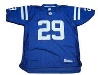 Reebok Joseph Addai Indianapolis Colts Football jersey size adult Men's XL LSU