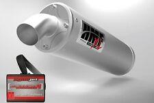 HMF Titan XL Loud Slip On Exhaust + Dynojet PCV PC5 PC V Polaris Sportsman 550