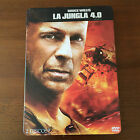 JUNGLA DE CRISTAL 4.0. DIE HARD 4.0 - 2 DVD - ED STEELBOOK CON EXTRAS - 123 MIN