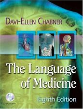The Language of Medicine by Davi-Ellen Chabner, 8th Edition