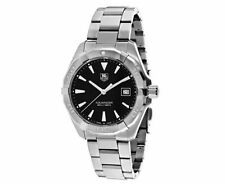 Stainless Steel Band TAG Heuer Aquaracer Men's Adult Watches