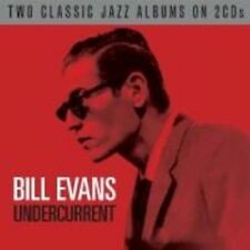 Undercurrent by Jim Hall/Bill Evans (Piano) (CD, Jan-2013, 2 Discs, Not Now Music)