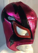 SHOCKER WRESTLING-LUCHADOR MASK! Awesome Design! GREAT COLOR!! HANDMADE MASK!!