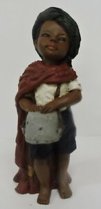 "1993 ALL GODS CHILDREN NATHANIEL 5 1/2"" FIGURINE-MARTHA HOLCOMBE"