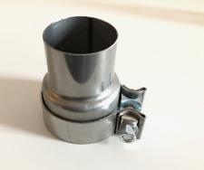 Zinram Reduzierung mit Schelle Auspuff Downpipe Hosenrohr Abgasanlage