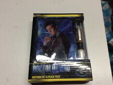 Doctor Who nintendo Ds slipcase pack with sonic sceedriver stylus 11th Doctor