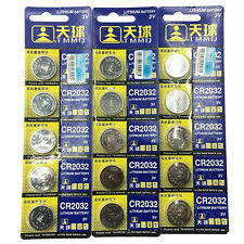 Button Batteries 3V Coin Cell Battery for Toys Remote Watches Cameras GRC6