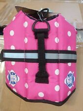Paws Aboard Doggy Life Jacket Size X-Small