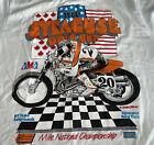 %EF%BF%BC+Syracuse+National+T+Shirt+New+Official+1988+Motor+Harley+Davidson+Front+Back
