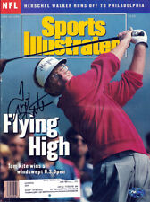 Tom Kite Autographed Signed Sports Illustrated Magazine PSA/DNA COA J47892