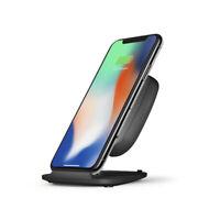 ZENS Fast Wireless Charger Ladegerät 10W Kabellos Laden Dockingstation Ständer