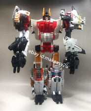 Transformers Aerialbots Superion Combiner Wars Action Figure 31CM Toy KO Ver.