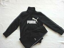 PUMA Trainingsanzug Gr. 128  Jogginganzug Jacke + Hose Sportanzug