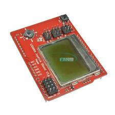 LCD4884 Joystick Shield v2.0 4884 LCD Expansion Board For Arduino Raspberrypi M