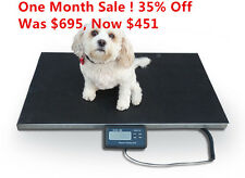 150kg Veterinary Vet Animal Greyhound Dog Scale Digital Scales Large