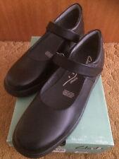 Clarks Indulge Girls School Shoes Size 8E