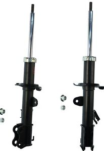 KYB 2 FRONT STRUTS SHOCKS fits NISSAN VERSA 07 08 09 10 11 12 13 2013 to 2014