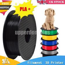 More details for 3d printer filament pla / pla+ 1kg/2.2lb spool printing material various colours