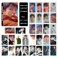 30Pcs/set KPOP Bangtan Boys RM Love Yourself tear Photo Card Lomo Card
