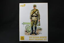 YI155 Hät 1/72 Figurine Militaire 8080 WWI RUSSIAN INFANTRY HEAVY WEAPONS SET