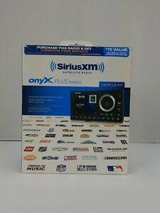 Sirius XM SXPL1V1 Onyx Plus Vehicle Kit