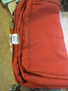 HAMPTON BAY WINDSOR Slipcover Set 1005232725 CG QUARRY RED DINING CHAIR SET BS8