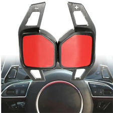 Shifters Gear Shift Steering Wheel Extension Paddle For Audi A3 A4 A6 A7 A8